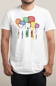 Complementary Colors, Funny + Threadless Collection