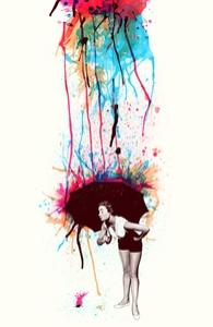 Colorblind, Matheus' designs + Threadless Collection