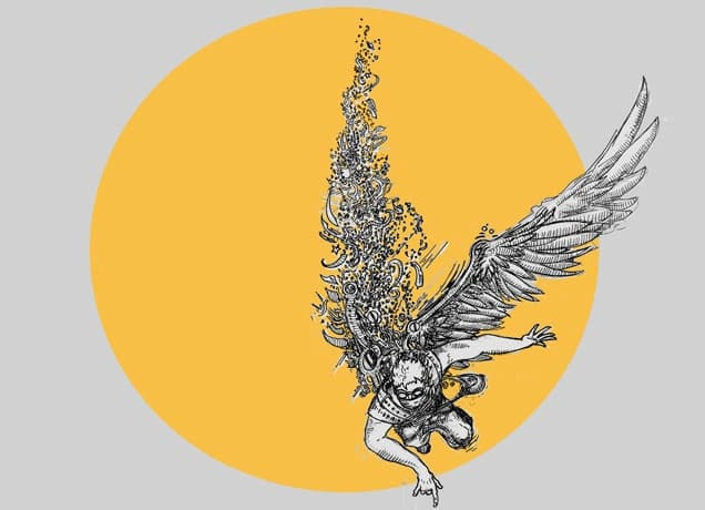 Icarus By Joe Carr Threadless