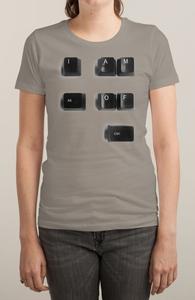 Alt of Ctrl, Matheus' designs + Threadless Collection