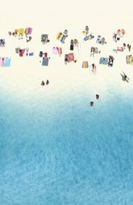 The Beach, Guys Tank Tops + Threadless Collection