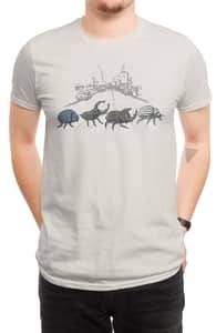 The Beetles, New and Top Selling Music T-Shirts + Threadless Collection