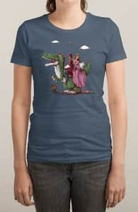 Historical Reconstitution, Kids at Heart + Threadless Collection