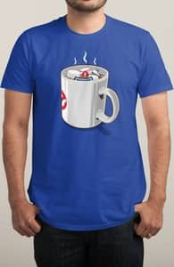 Something Strange, In Your Beverage..., Pop Culture + Threadless Collection