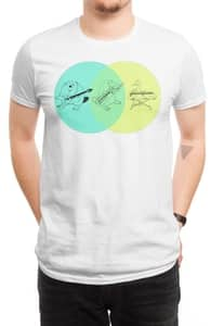 Math, New and Top Selling Music T-Shirts + Threadless Collection