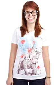 A Happy Place, Animals & Nature + Threadless Collection