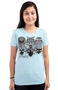 Owls of the Nile, Sale! + Threadless Collection