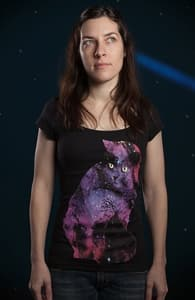 Celestial Cat, Best Ladies T-Shirts + Threadless Collection