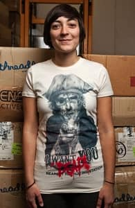 Join the Awesome, Matheus' designs + Threadless Collection