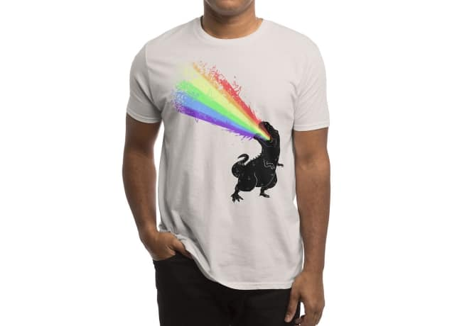 Cool Guy Designs Design on a Guys's Shirt