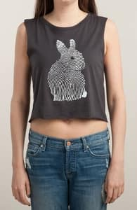 Thumbper, Girly Tank Tops + Threadless Collection