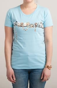 Doctor-Hoo, Best Ladies T-Shirts + Threadless Collection