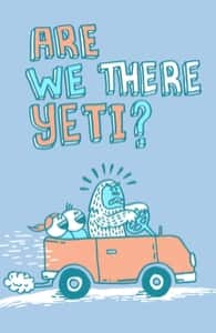 Are We There Yeti?!, Lil Guys + Threadless Collection
