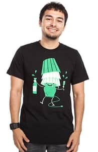 Three Shades to the Wind, Justin's Designs + Threadless Collection