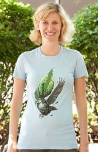 The Messenger, Girly Tees + Threadless Collection