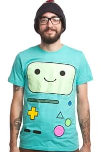 B-MO!, Adventure Time T-Shirts + Threadless Collection