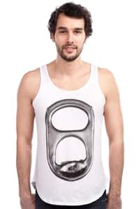 Ring Pull: DTG, Guys Tank Tops + Threadless Collection
