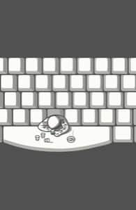 Spacebar: Medium Laptop Case, 15 Inch Laptop Case + Threadless Collection