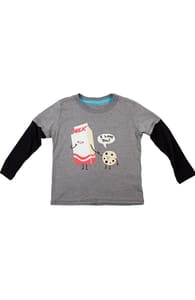 Cookie Loves Milk, Lil' Girly + Threadless Collection