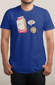 Cookie Loves Milk, $15 aka Three Lincolns! + Threadless Collection