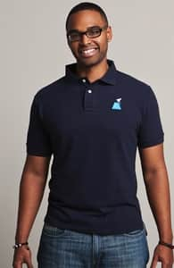 A Friendly Mountain Greeting: Select Polo, Select Guys on Sale + Threadless Collection