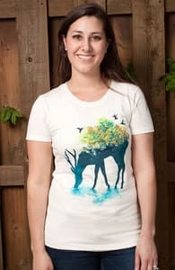 Watering (A Life Into Itself), Best Ladies T-Shirts + Threadless Collection