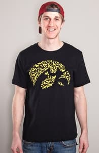 Birds of Prey: University of Iowa College Winner, College Tees + Threadless Collection