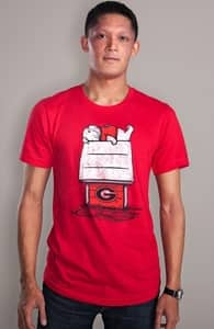 Uga's Abode: University of Georgia College Winner, College Tees + Threadless Collection