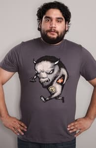 Ralphie! : University of Colorado, Boulder College Winner, College Tees + Threadless Collection