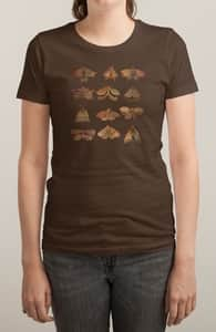 Moth Collector, David's Designs + Threadless Collection