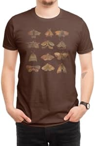 Moth Collector, Sale! + Threadless Collection