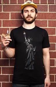 Superpower Ballad, Aled's Designs + Threadless Collection