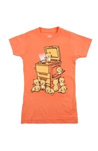 The Original Copycat, Popular Threadless Lil' Girly + Threadless Collection