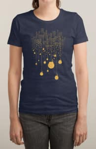 The Hanging City, New and Top Selling Patterned T-Shirts + Threadless Collection