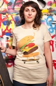 Burger Wipeout, Kids at Heart + Threadless Collection