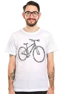 Mapped Out: DTG, New and Top Selling Bike T-Shirts + Threadless Collection