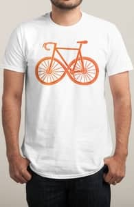 Cycle Forever: DTG, New and Top Selling Bike T-Shirts + Threadless Collection