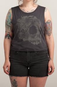 Natureza Morta, Girly Tank Tops + Threadless Collection