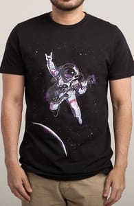 Solo in Space, New and Top Selling Music T-Shirts + Threadless Collection