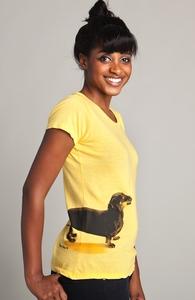 Bareback, Select Girly Pima Tee, Select Girly on Sale + Threadless Collection