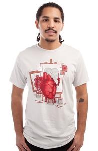 Self Portrait - Nacho Diaz, $50 aka One Grant! + Threadless Collection