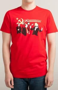 The Communist Party, $50 aka One Grant! + Threadless Collection