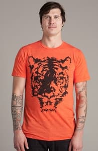 Big Cats: Select Threadless Guys Heather Tee, Select Guys on Sale + Threadless Collection