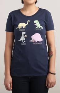 Omnomnomnivore, New and Top Selling Animal T-Shirts + Threadless Collection