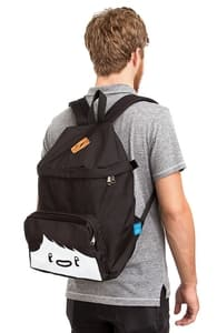 Face: Backpack, Backpacks + Threadless Collection