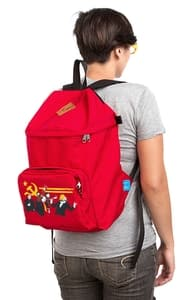 The Communist Party: Backpack, Backpacks + Threadless Collection