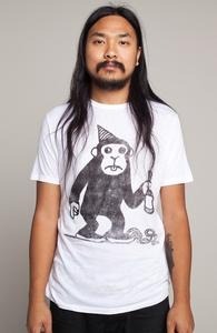 M For Monkey: Threadless Guys Pima Tee, Select Guys on Sale + Threadless Collection