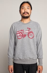 In The Basement Of The Alamo: Guys French Terry Pullover, Select Guys on Sale + Threadless Collection