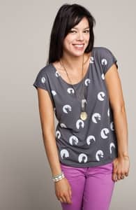 Wolf's Night Off: Threadless Girly Dolman, Select Girly on Sale + Threadless Collection