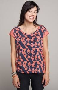 Triangles In Fall: Threadless Girly Dolman, Select Girly on Sale + Threadless Collection